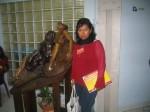 La psicóloga boliviana Zulema Callejas