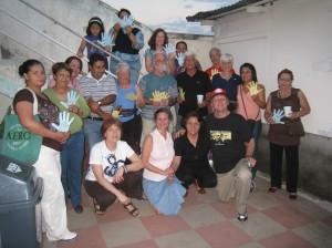 Delegación de SOAW en Honduras