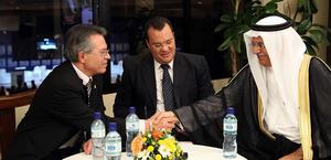 """Algunos de los Invitados a """"Honduras is Open for Business"""""""