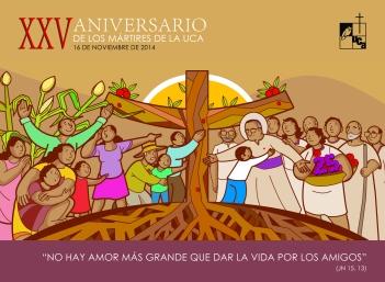 Afiche-XXV-Aniversario-martires-UCA